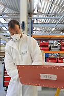 18/05/15 - ISSOIRE - PUY DE DOME - FRANCE - AIRTM, entreprise aeronautique du Groupe REXIAA - Photo Jerome CHABANNE