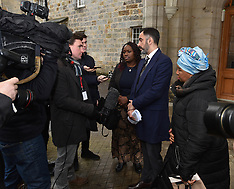 Sheku Bayoh's mother Meets Chief Constable, Kincardine, 16 December 2019