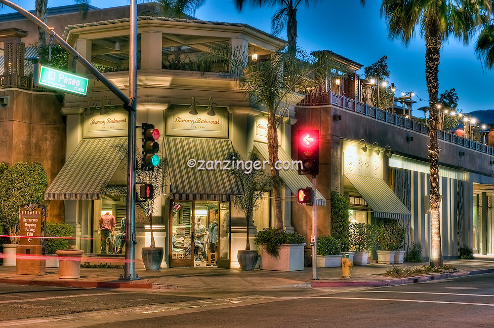Tommy bahama 39 s specialty clothing restaurant el paseo for Shopping in palm springs ca