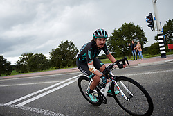 Leah Thomas (USA) at Boels Ladies Tour 2019 - Stage 4, a 135.6 km road race from Arnhem to Nijmegen, Netherlands on September 7, 2019. Photo by Sean Robinson/velofocus.com