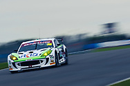 Autoaid/RCIB Insurance Racing Ginetta G55 GT4 with drivers Abbie Eaton & Jake Giddings | British GT Championship | Donington Park | Photo: Jurek Biegus