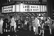 Love Ball 1991 With Leigh Bowery