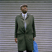 FROM PORTRAITS: <br /> <br /> WESTMORELAND MARKET, LONDON,2008