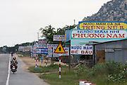 Nuoc Mam (fish sauce) factories.