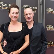 NLD/Amsterdamt/20180930 - Annie MG Schmidt viert eerste jubileum, Henk poort en Marjolein Keuning