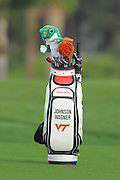 Johnson Wagner's bag during the first round of the Honda Classic at PGA National on March 1, 2012 in Palm Beach Gardens, Fla. ..©2012 Scott A. Miller.