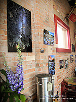 I had the privilege of being the featured artist exhibiting for the month of July in 2014 at Coal Creek Coffee in Laramie, Wyoming. I had select Wyoming vistas on metal prints along with gallery-framed photographs.