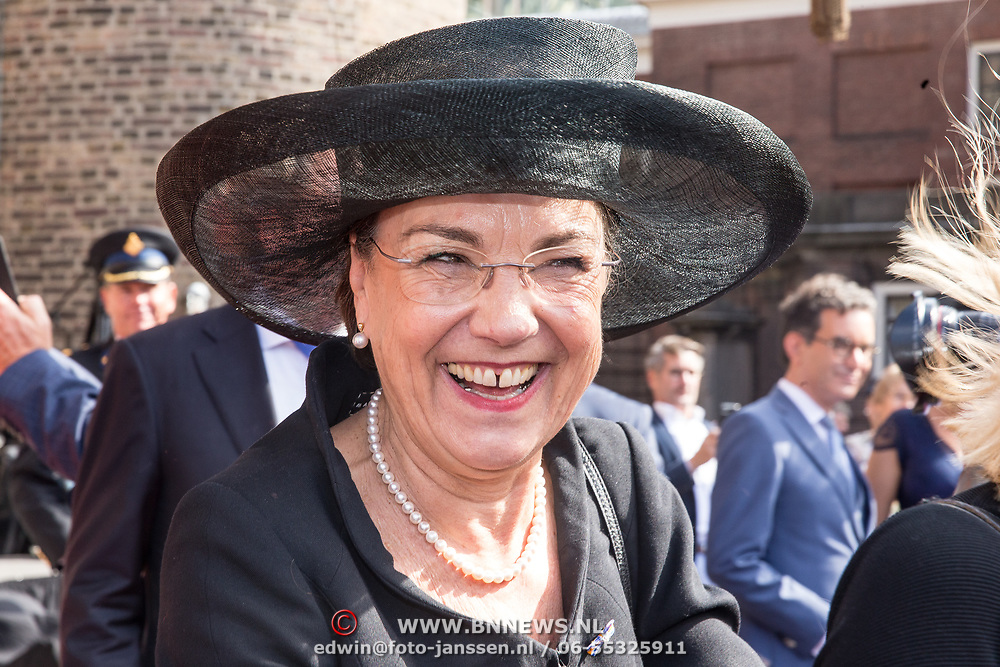 NLD/Den Haag/20180918 - Prinsjesdag 2018, Gerdi Verbeet