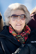 Fotosessie met de koninklijke familie in Lech /// Photoshoot with the Dutch royal family in Lech .<br /> <br /> Op de foto/ On the photo: Prinses Beatrix  /////  Princess Beatrix