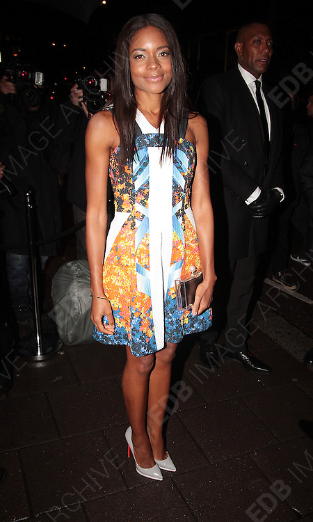 17.SEPTEMBER.2013. LONDON<br /> <br /> CELEBRITIES ATTEND THE LONDON FASHION WEEK HARPERS BAZAAR CLOSING PARTY AT ANNABEL'S, LONDON<br /> <br /> BYLINE: EDBIMAGEARCHIVE.CO.UK<br /> <br /> *THIS IMAGE IS STRICTLY FOR UK NEWSPAPERS AND MAGAZINES ONLY*<br /> *FOR WORLD WIDE SALES AND WEB USE PLEASE CONTACT EDBIMAGEARCHIVE - 0208 954 5968*