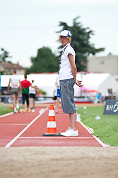 Behind the scenes, , Long Jump, T20, 2013 IPC Athletics World Championships, Lyon, France