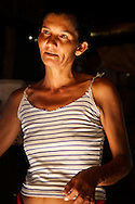 Woman in Bariay, Holguin, Cuba.
