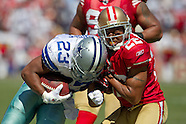 49ers vs Cowboys 9-18-11
