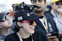 March 14, 2019 - Melbourne, Australia - Motorsports: FIA Formula One World Championship 2019, Grand Prix of Australia, ..Renault-Fan  (Credit Image: © Hoch Zwei via ZUMA Wire)