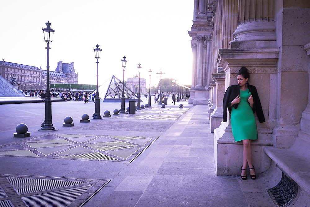 Paris Green Fashion, Lopze desing