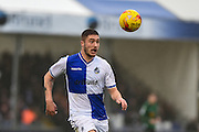 Bristol Rovers Defender, Ryan Sweeney (33) during the EFL Sky Bet League 1 match between Bristol Rovers and Scunthorpe United at the Memorial Stadium, Bristol, England on 25 February 2017. Photo by Adam Rivers.