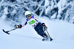 Women's Giant Slalom, FORSTER Anna-Lena, LW12-1, GER at the WPAS_2019 Alpine Skiing World Championships, Kranjska Gora, Slovenia
