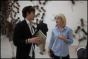 ROBERT SHEEHAN; JODIE WHITTAKER, Pangaea, New Art from Africa and Latin America. Saatchi Gallery. Duke of York's HQ. King's Rd. London. 1 April 2014.