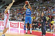 Danzica - Polonia 05 Agosto 2012 - TORNEO INTERNAZIONALE SOPOT CUP - Polonia Italia<br /> Nella Foto : DANIELE CAVALIERO<br /> Foto Ciamillo