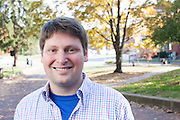 Wesley Roj, Ph.D. Candidate, Department of English
