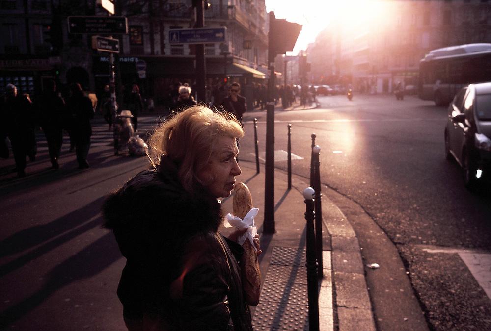 Voltaire, Paris