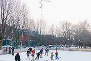 Photo du quartier Pointe-St-Charles à Montréal entre 2015 et 2017