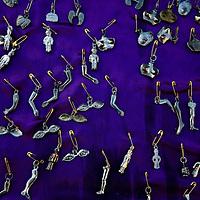 Crafts. Portobelo in the province of Colon, Panama