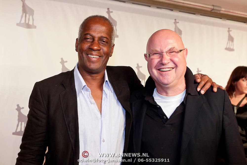 NLD/Utrecht/20110928 - NFF 2011 - Premiere Bringing Out Bobby,Glenn Darfur en Ted Lenssen