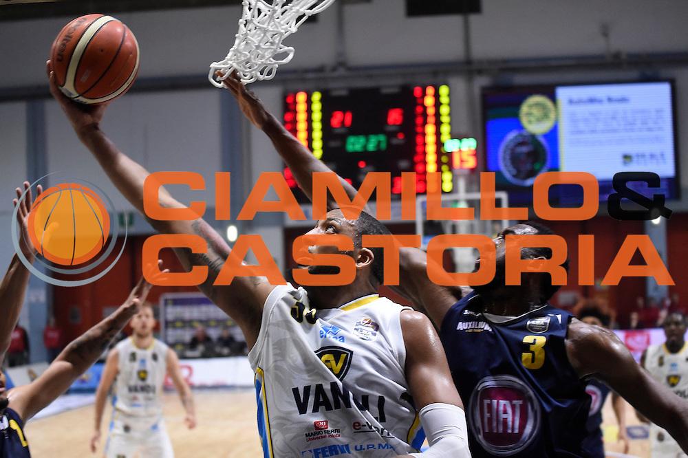 Thomas TaShawn<br /> Vanoli Cremona - Fiat Torino<br /> Lega Basket Serie A 2016/2017<br /> Cremona 12/02/2017<br /> Foto Ciamillo-Castoria