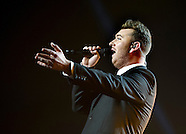 AMSTERDAM - Concert by British singer / songwriter Sam Smith