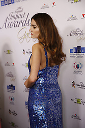 BEVERLY HILLS, CA - FEBRUARY 24: Blanca Blanco attends for The National Hispanic Media Coalition's 20th Annual Impact Awards Gala at the Beverly Wilshire Four Seasons Hotel on February 24, 2017. Byline, credit, TV usage, web usage or linkback must read SILVEXPHOTO.COM. Failure to byline correctly will incur double the agreed fee. Tel: +1 714 504 6870.