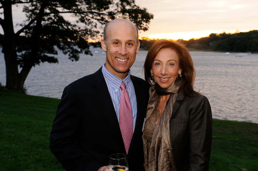 Wainright House.Cocktail Reception.October 3, 2010
