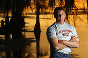 021912WIRE - 19BEN - LEAD FOR INSIDE COLOR PAGE - Jan 25, 2012 - Ed Sorenson, owner of Cave Adventures,  in Marianna, FL, is typically the first responder in cave recovery in the area  around  Vortex Springs. He went the farthest inside the risky underwater cave in an attempt to find Bens' body. Sorenson is convinced Ben is not in the cave, he says he believes there are no signs Ben was in the cave beyond a certain point. (Karen Pulfer Focht/ The Commercial Appeal)