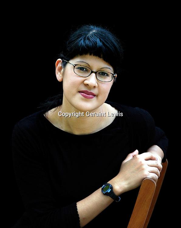 Nancy Lee Canadian Novelist  CREDIT Geraint Lewis