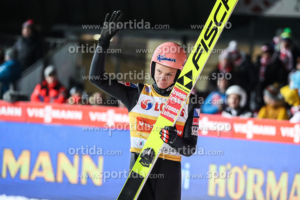 25.01.2020, Wielka Krokiew, Zakopane, POL, FIS Weltcup Skisprung, Zakopane, Herren, Teambewerb, im Bild Daniel Huber (AUT) // during the team competition of FIS Ski Jumping world cup at the Wielka Krokiew in Zakopane, Poland on 2020/01/25. EXPA Pictures © 2020, PhotoCredit: EXPA/ Tadeusz Mieczynski