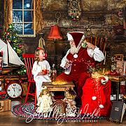 Santa's Magical World - Gordon