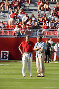 Arkansas Razorbacks vs Alabama Crimson Tide<br /> September 15, 2007
