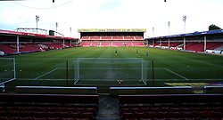 A general view of The Bank's Stadium, home of Walsall - Mandatory by-line: Robbie Stephenson/JMP - 26/12/2017 - FOOTBALL - Banks's Stadium - Walsall, England - Walsall v Bristol Rovers - Sky Bet League One