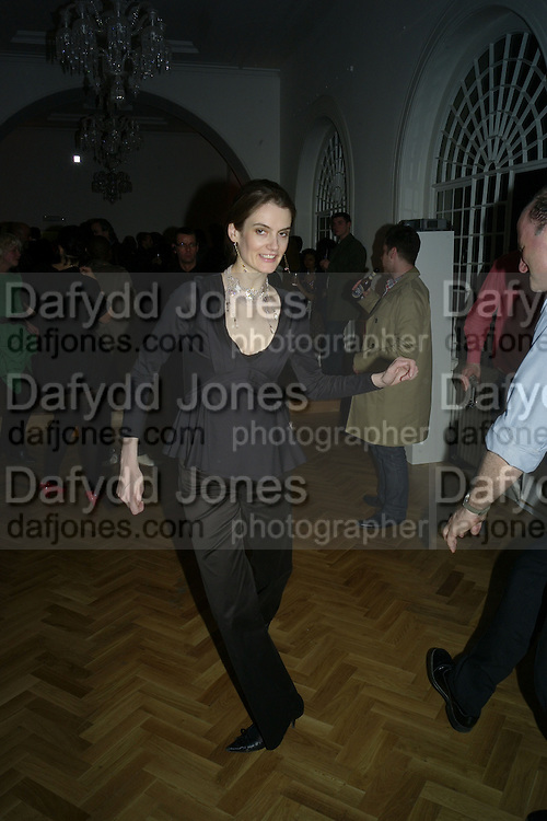 TOD'S Art Plus Film Party 2008. Party to raise funds for the Whitechapel art Gallery.  One Marylebone Road, London NW1, 6 March, 8.30 - late<br /> *** Local Caption *** -DO NOT ARCHIVE-&copy; Copyright Photograph by Dafydd Jones. 248 Clapham Rd. London SW9 0PZ. Tel 0207 820 0771. www.dafjones.com.