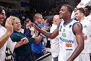 Moore Lee<br /> Dolomiti Energia Trentino Trento vs Germani Basket Brescia<br /> Lega Basket Serie A 2017/2018<br /> Trento 14/10/2017<br /> Foto Ciamillo-Castoria/A.Gilardi