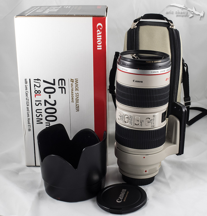 Canon EF 70-200 f/2.8 L IS USM