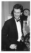 James Astor Pitt Club Ball 1987. © Copyright Photograph by Dafydd Jones 66 Stockwell Park Rd. London SW9 0DA Tel 020 7733 0108 www.dafjones.com