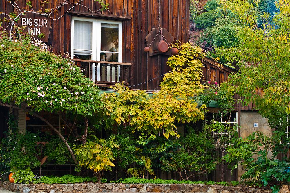 The Big Sur Inn, Big Sur, California