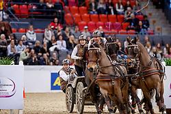 Ronde, Koos de (NED) <br /> Göteborg - Gothenburg Horse Show FEI World Cups 2017<br /> © Stefan Lafrentz