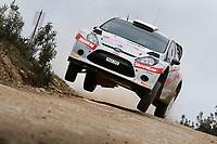 Henning Solberg(NOR) / PREVOT(BEL) - Ford Fiesta WRC