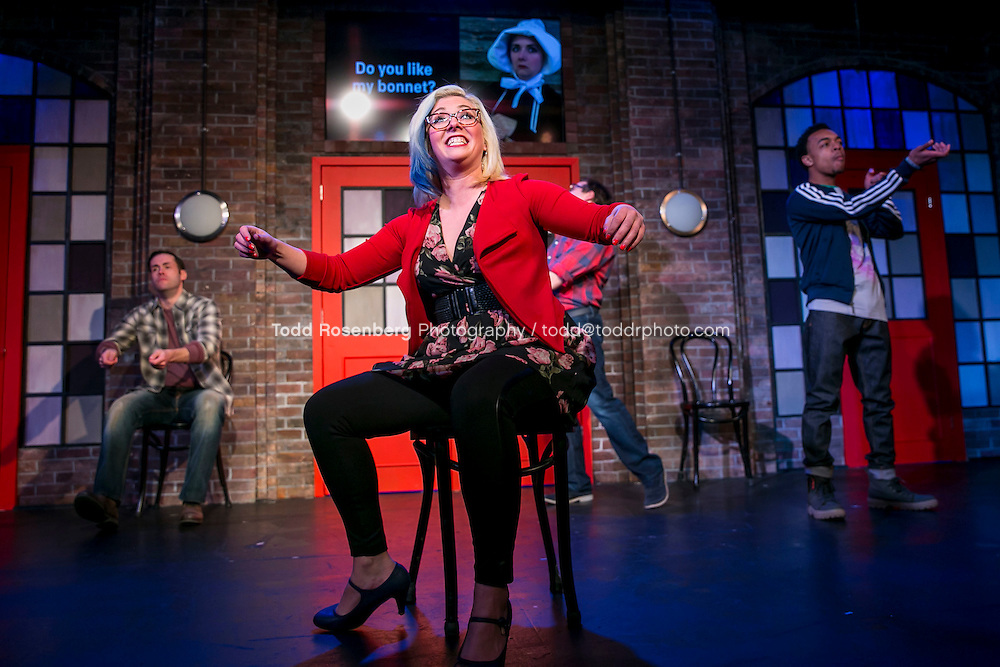2/18/16 8:29:57 PM -- The Second City Presents<br /> #DateMe an OK Cupid Experiment<br /> <br /> &copy; Todd Rosenberg Photography 2016