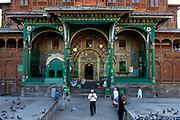 The Shah Hamdan Shrine