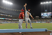 Aug 20, 2018-MLB-St. Louis Cardinals at Los Angeles Dodgers