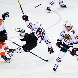 20191004: CZE, Ice Hockey - NHL Global Series, Chicago Blackhawks vs Philadelphia Flyers