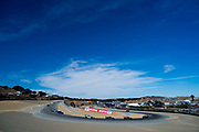 September 21-24, 2017: IMSA Weathertech at Laguna Seca. GTD field at Laguna Seca